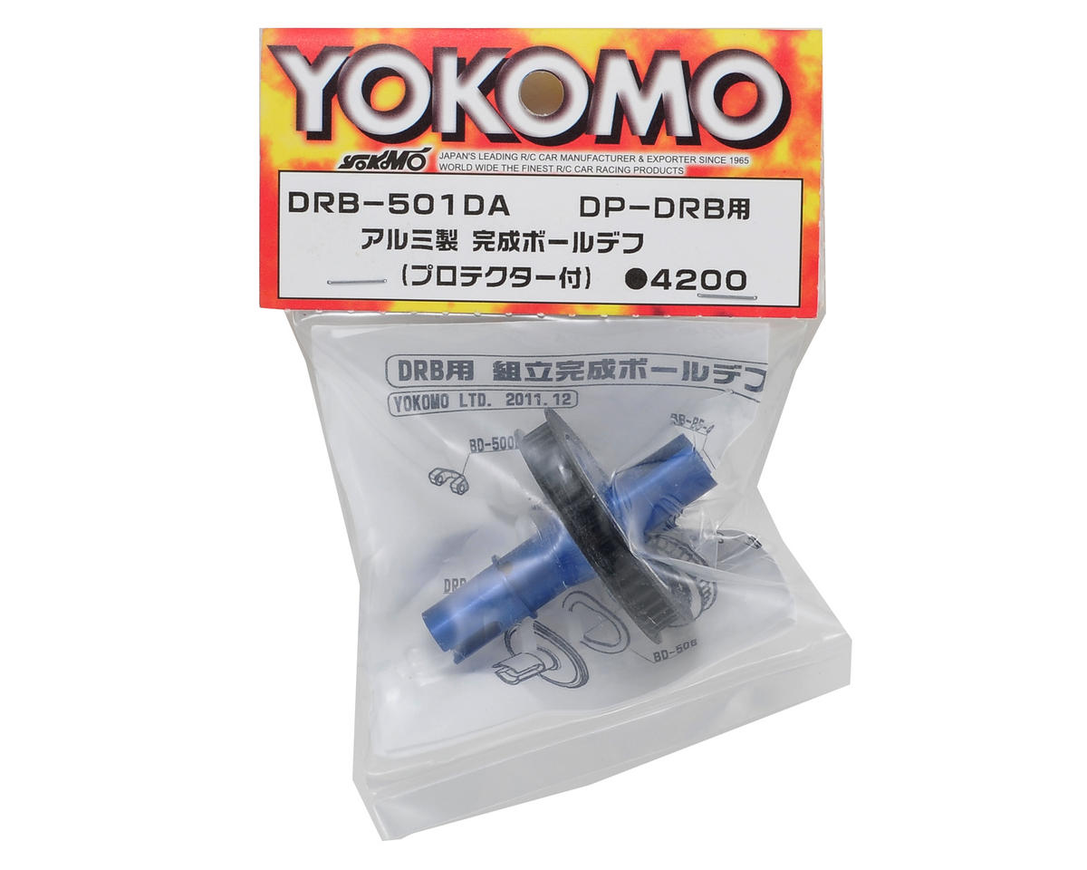 Yokomo Aluminum Assembled Ball Differential