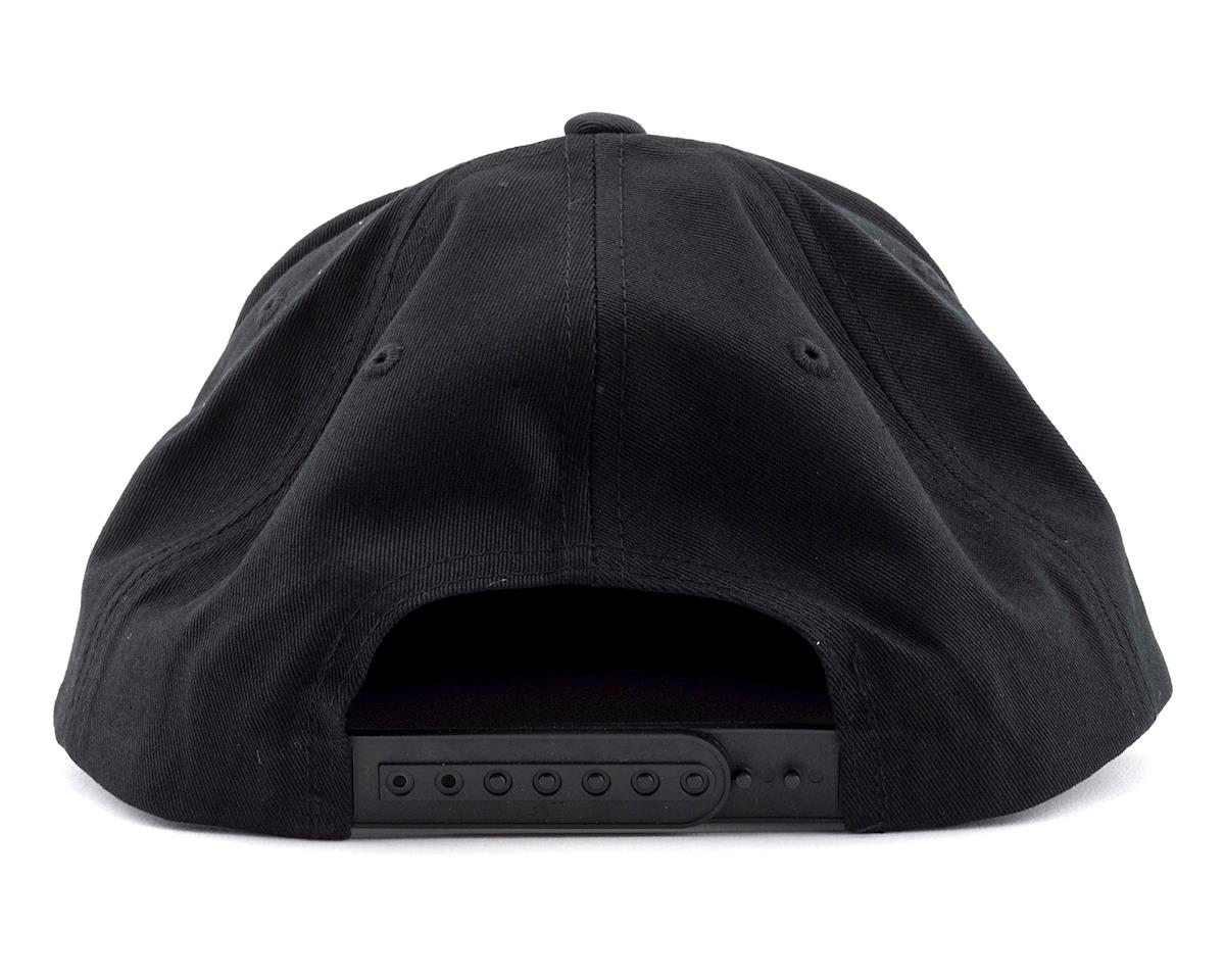 Yokomo Racing Factory Flat Bill Snap Back Hat (Black)