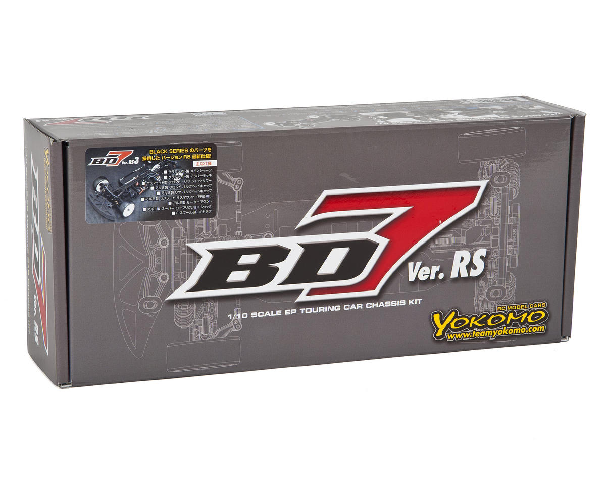 Yokomo BD7 Ver. RS3 1/10 Electric Touring Car Kit
