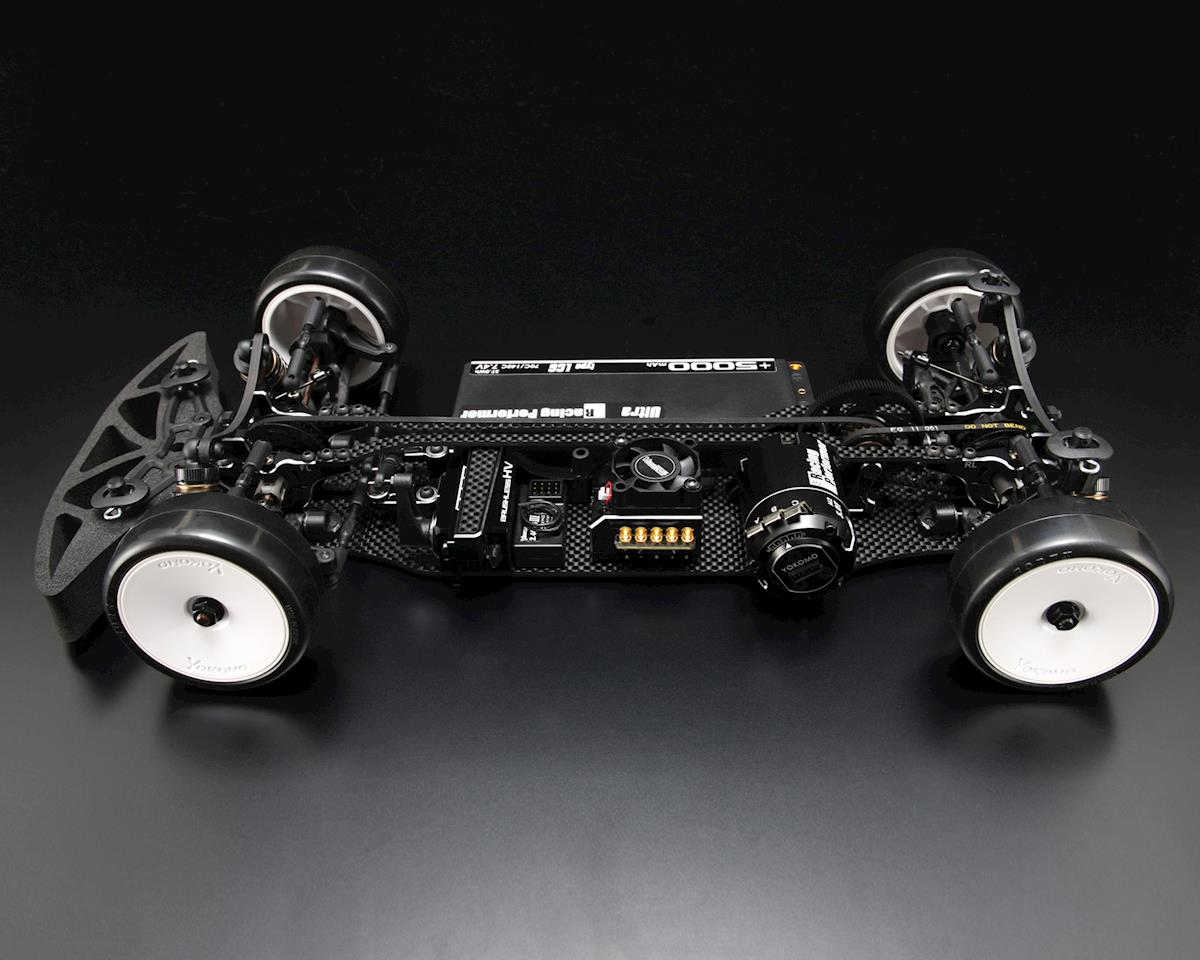 Yokomo BD8 2017 Black Series 1/10 Electric Touring Car Kit (Graphite)