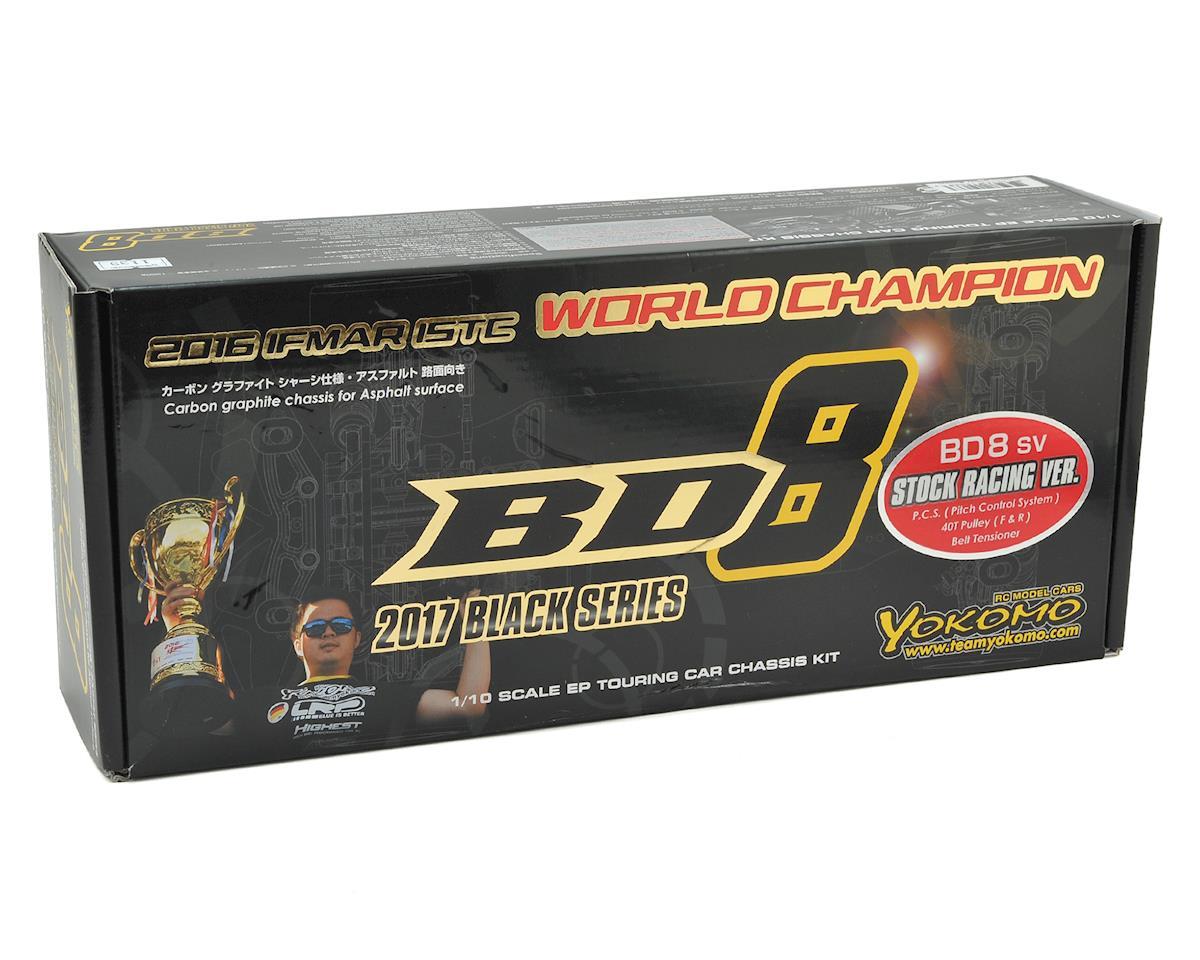 "Yokomo ""BD8 Stock Class"" 1/10 Electric Touring Car Kit"