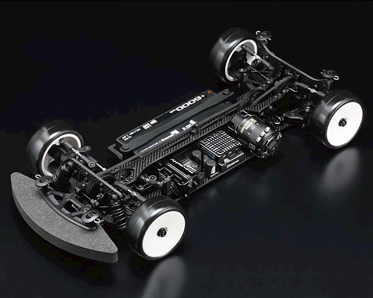 Yokomo BD9 1/10 4WD Electric Touring Car Kit w/AXON Parts (Aluminum Chassis)