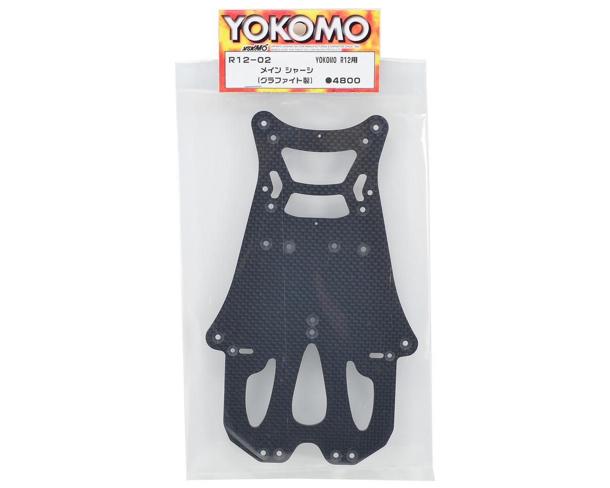 Yokomo Graphite Main Chassis