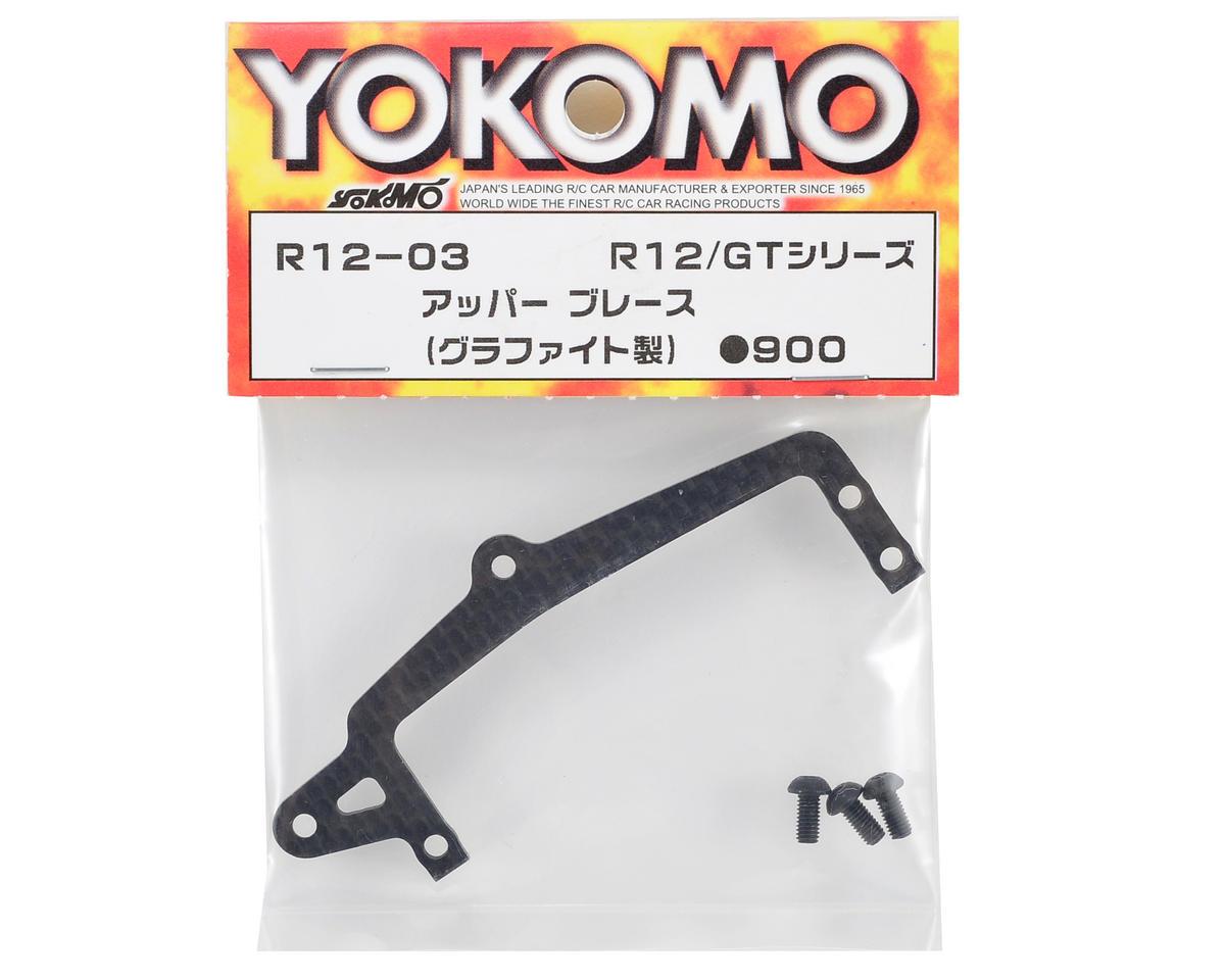 Yokomo Graphite Upper Brace