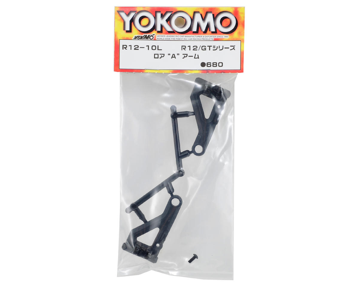 "Yokomo Lower ""A"" Arm Set (2)"