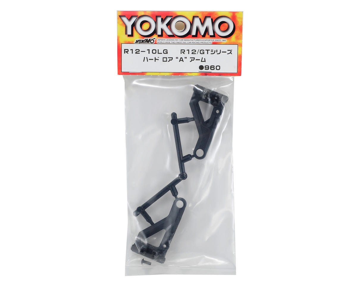 "Yokomo Hard Lower ""A"" Arm Set"