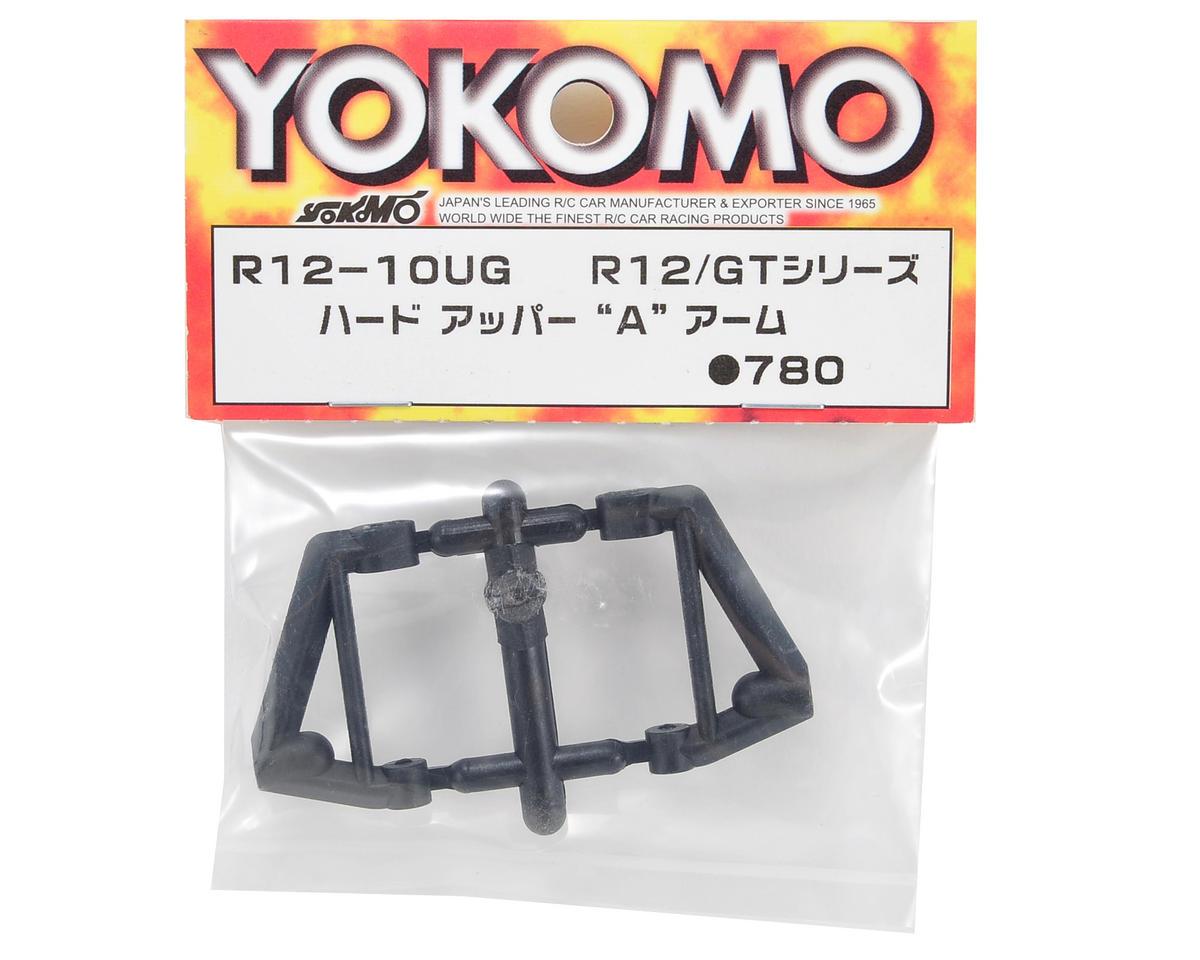 "Yokomo Hard Upper ""A"" Arm Set"