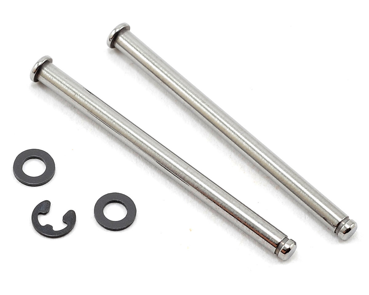 Yokomo YR-X12 Lower Front Suspension Arm Pin Set (2)