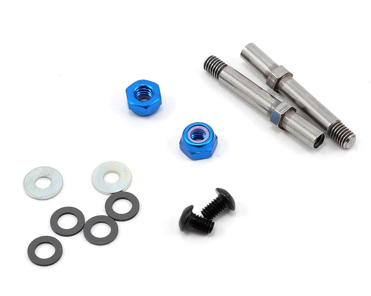 Yokomo Aluminum Roll Spring Holder Blue YOKR12-21