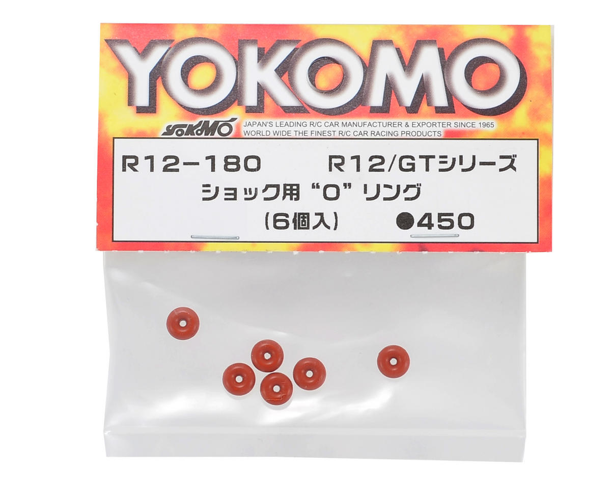 Shock O-Ring (6) by Yokomo