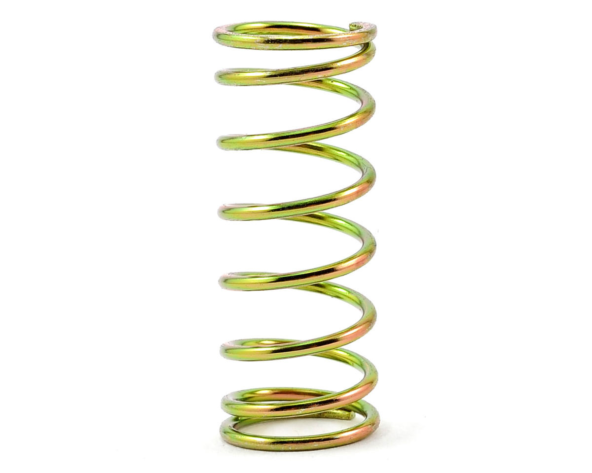 Yokomo R12 Rear Shock Spring (Gold - Hard)