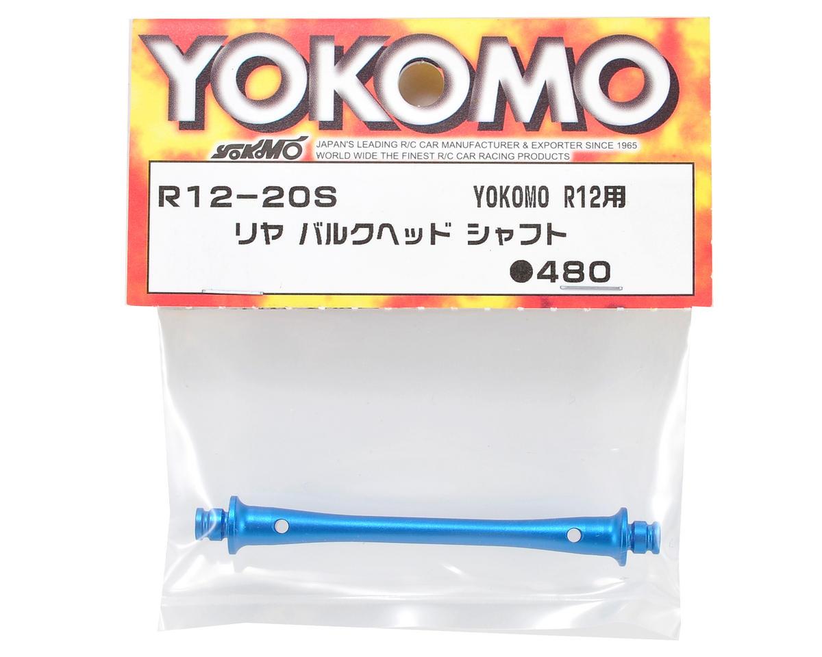 Yokomo Rear Bulkhead Shaft