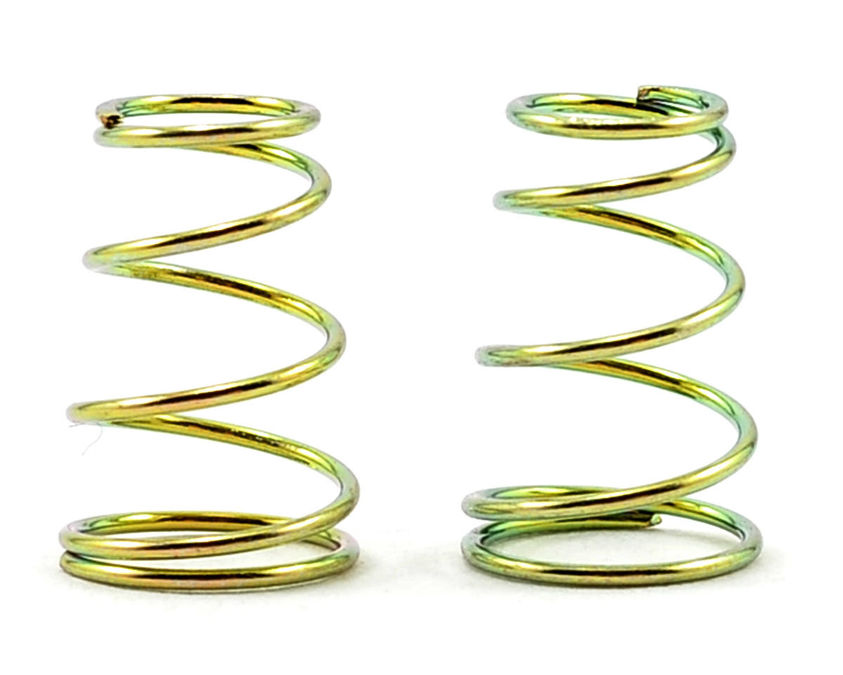 Yokomo Formula 001 Rear Side Roll Spring Set (Gold - Hard) (2)