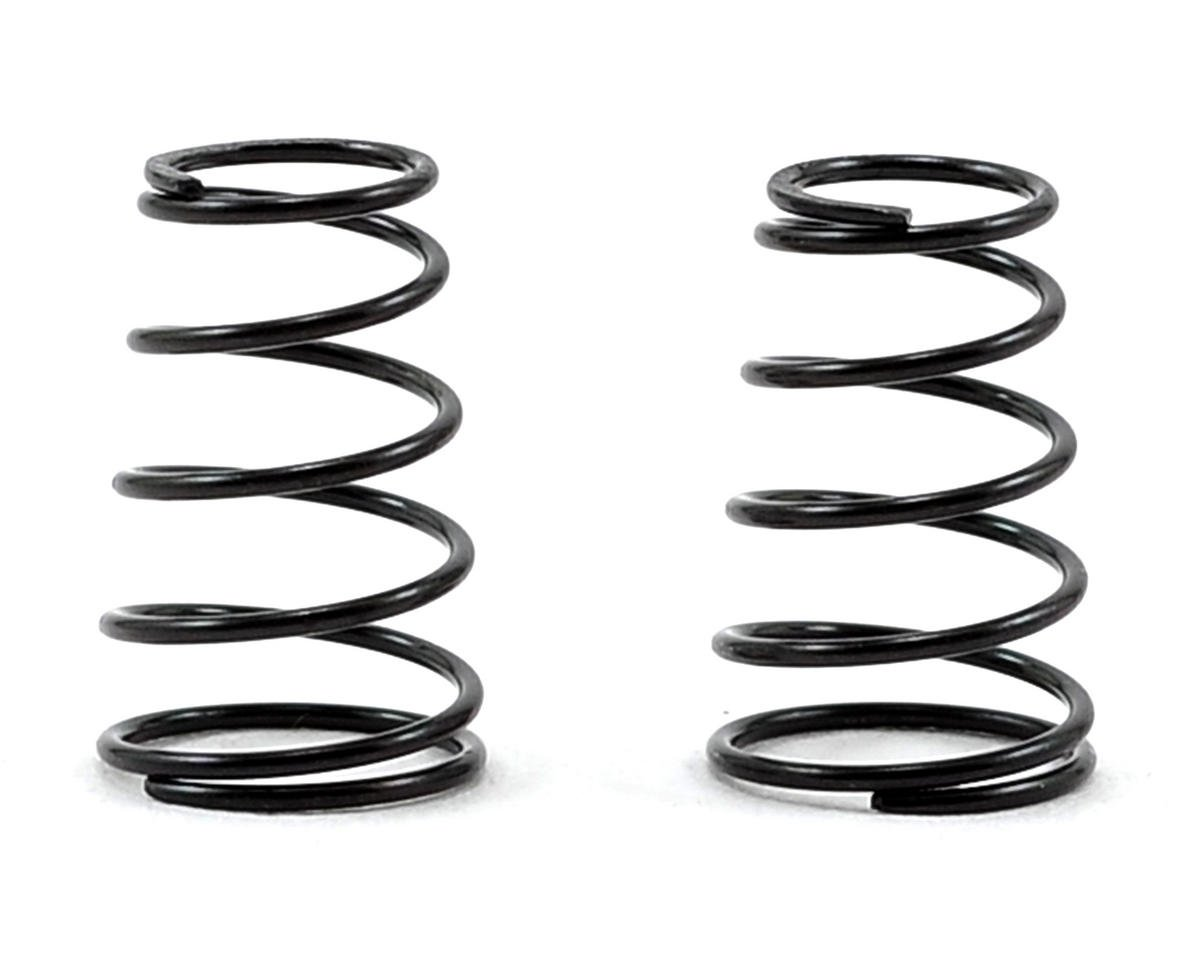 Yokomo R12 Rear Side Spring Roll Set (2) (Black/Soft)