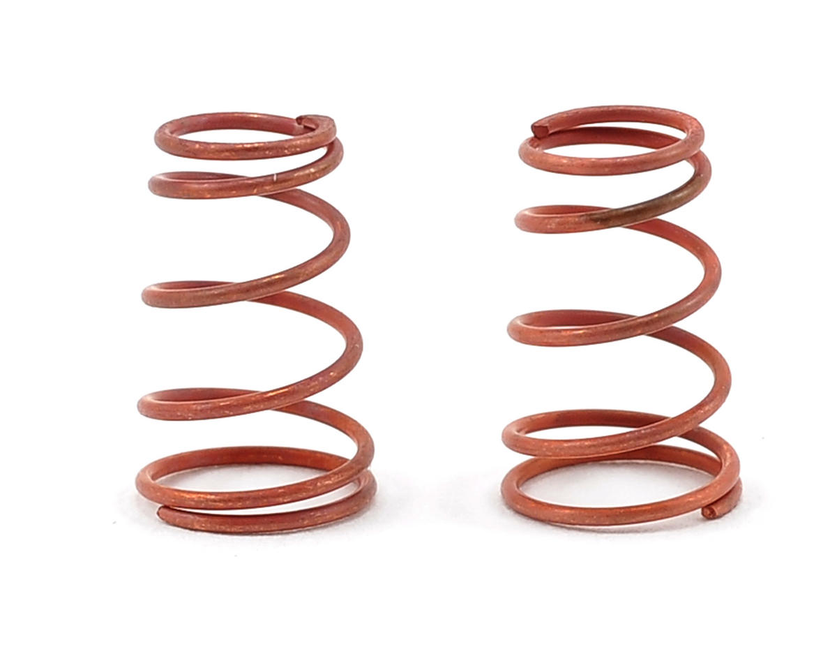 Yokomo Formula 001 Rear Side Roll Spring Set (Copper - Super Hard) (2)