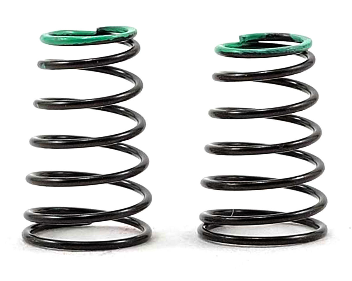Yokomo Formula 001 Rear Side Roll Spring (Green-S - Ultra Soft)