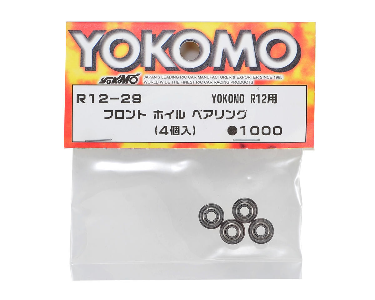 Yokomo Front Wheel Bearing (4)