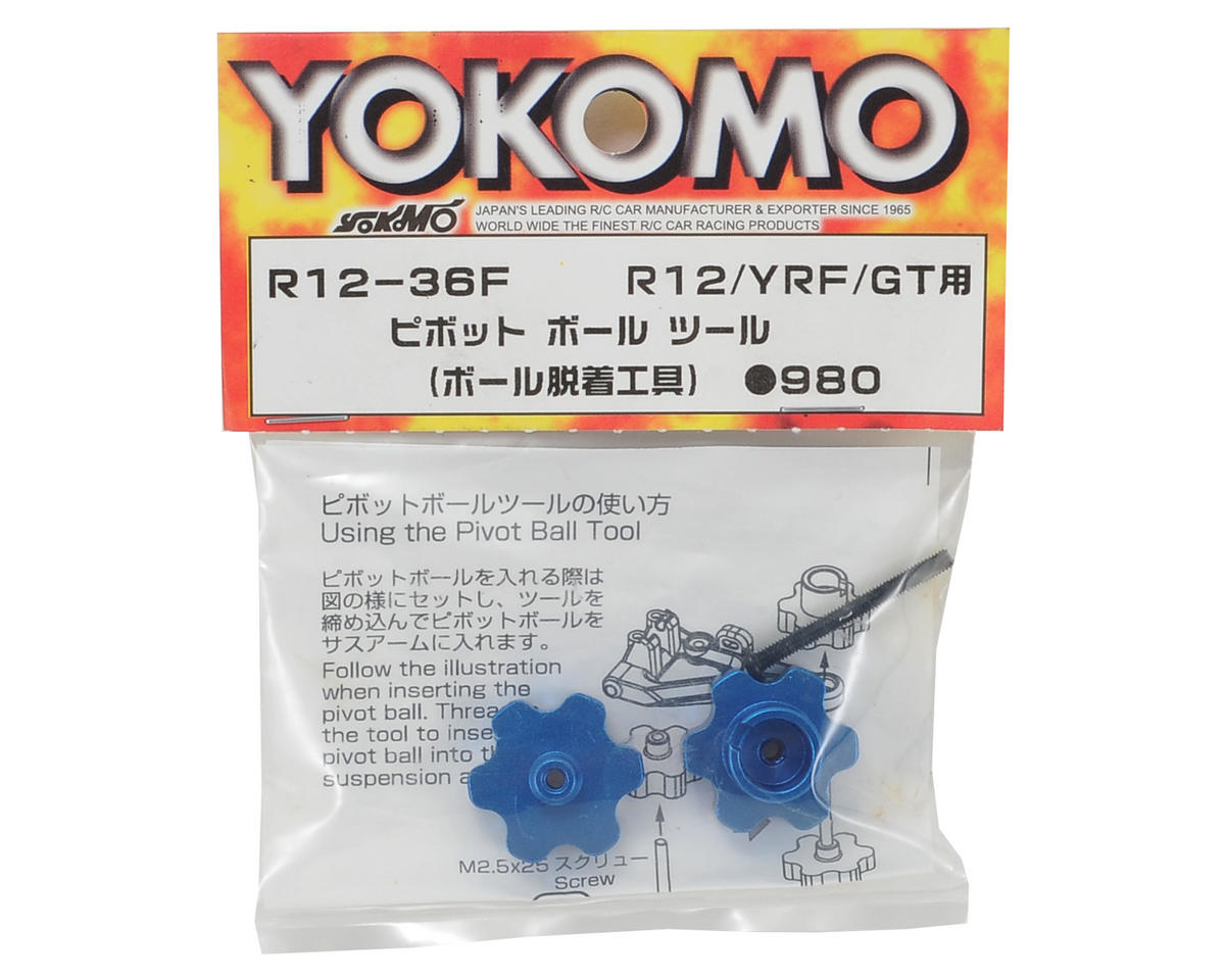 Yokomo Pivot Ball Tool