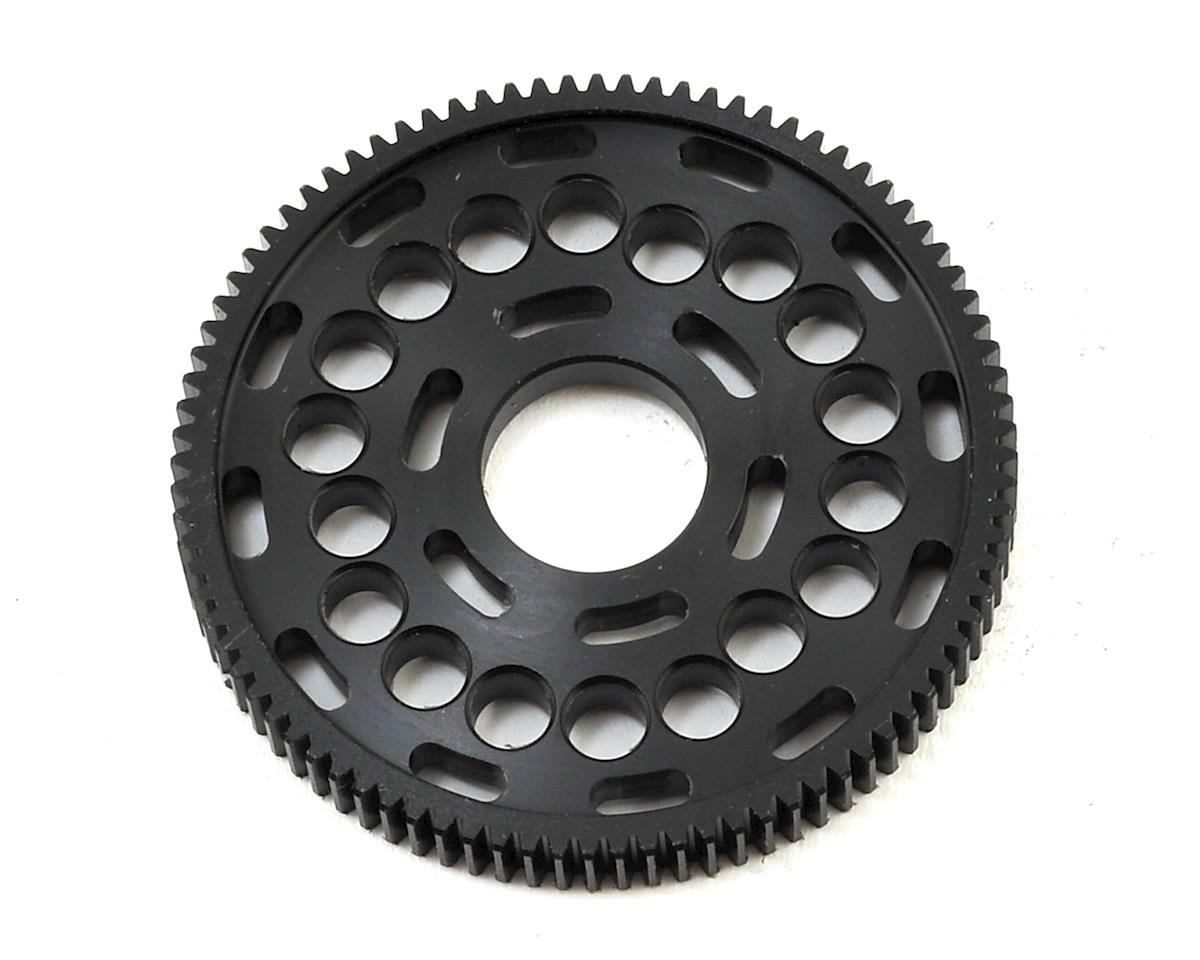 R12 64P Machined Spur Gear (88T) by Yokomo