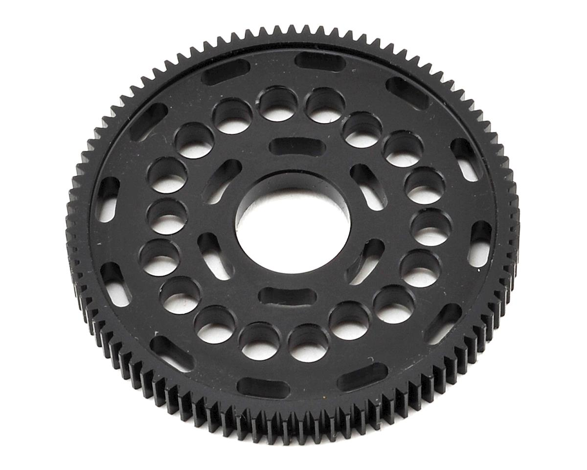 R12 64P Machined Spur Gear (93T) by Yokomo