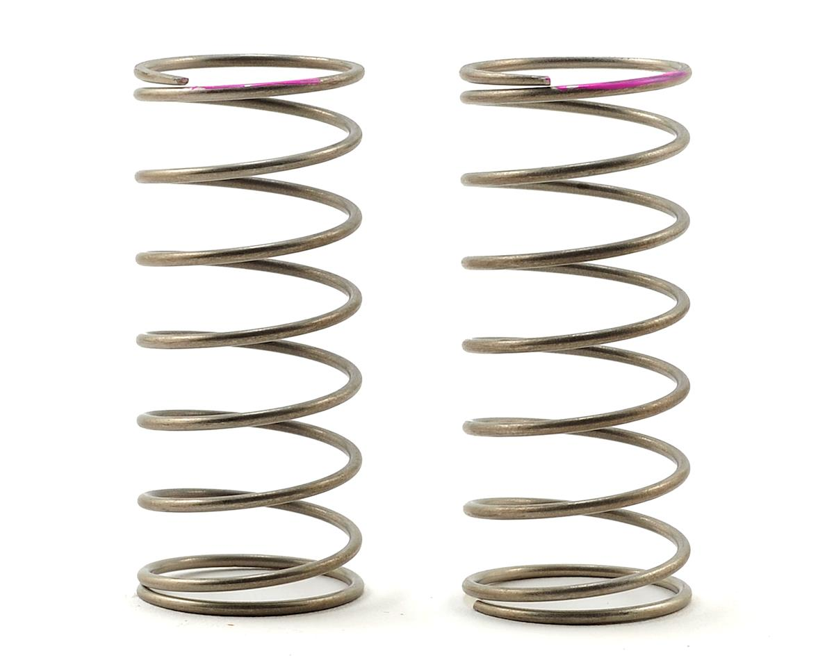 Yokomo Racing Performer Ultra Front Buggy Springs (Pink) (2) (Soft)
