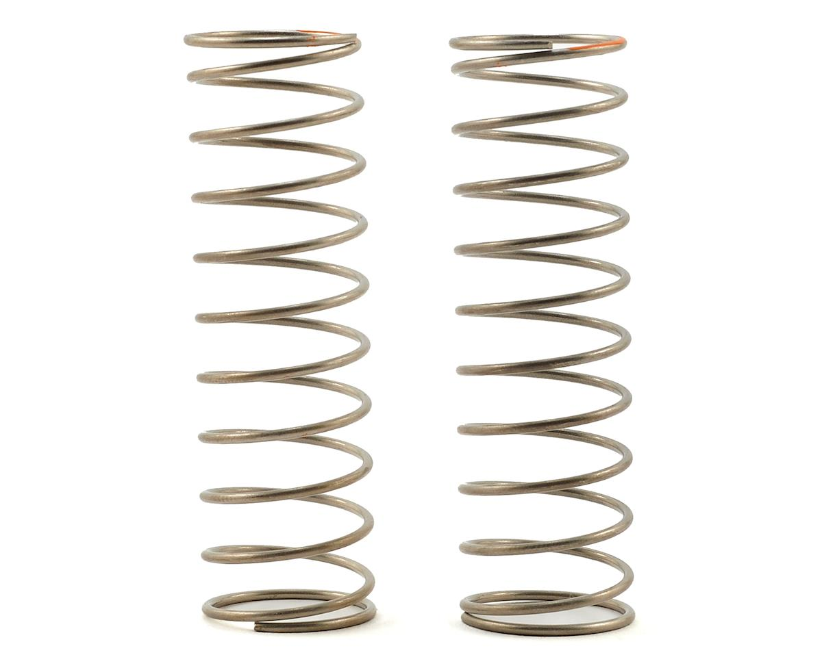 Yokomo Racing Performer Ultra Rear Buggy Springs (Orange) (2) (Med)