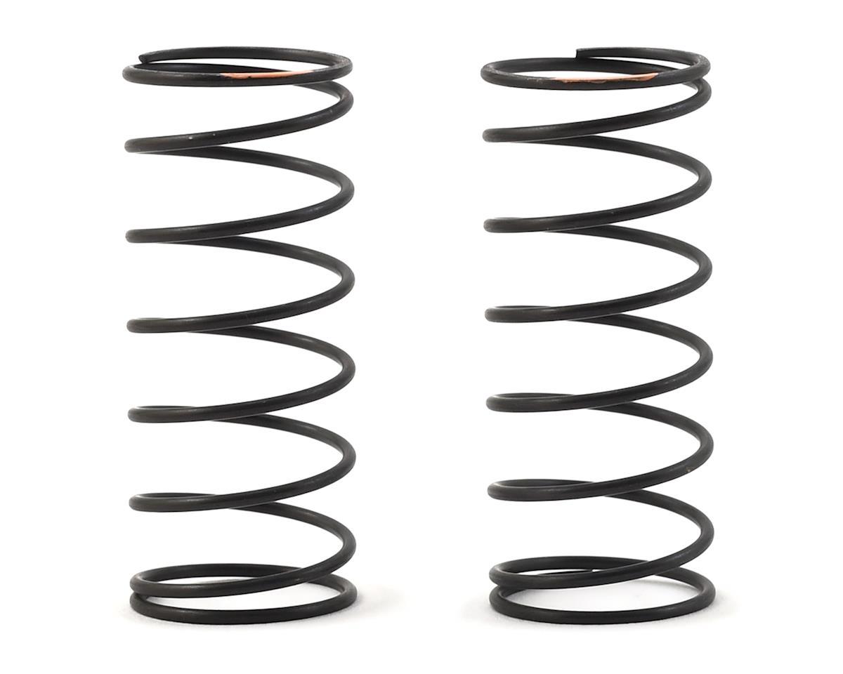 Yokomo Racing Performer Ultra Front Buggy Springs (Orange/Dirt) (2) (Hard)