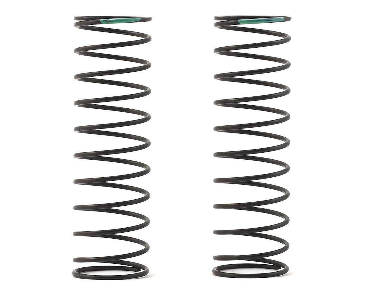 Racing Performer Ultra Rear Buggy Springs (Green/Dirt) (2) (Soft) by Yokomo