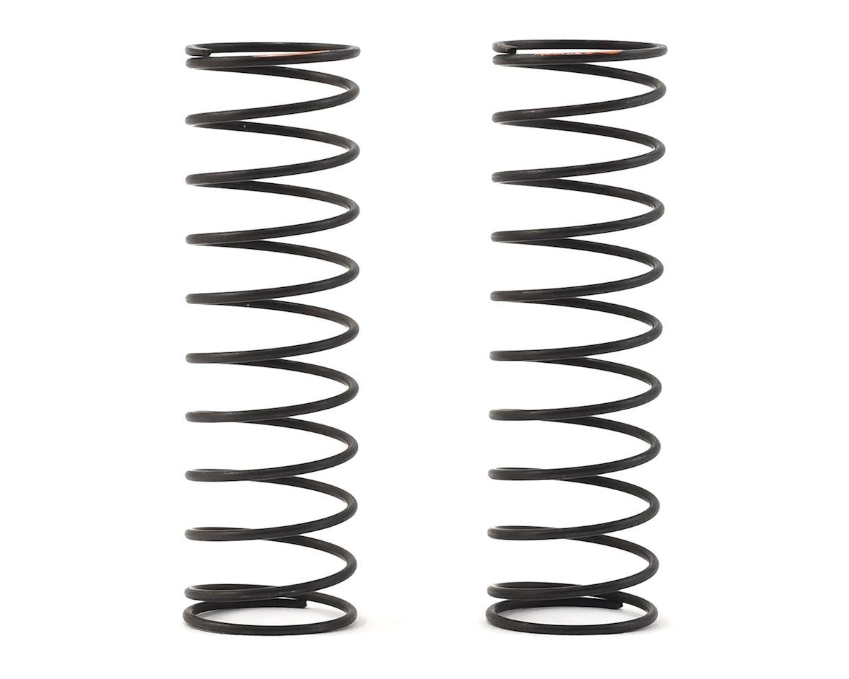 Yokomo YZ-2 DTM Racing Performer Ultra Rear Buggy Springs (Orange/Dirt) (2) (Hard)