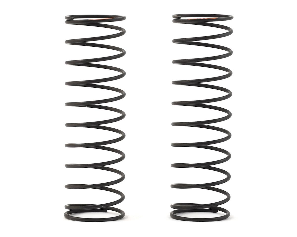 Racing Performer Ultra Rear Buggy Springs (Orange/Dirt) (2) (Hard) by Yokomo