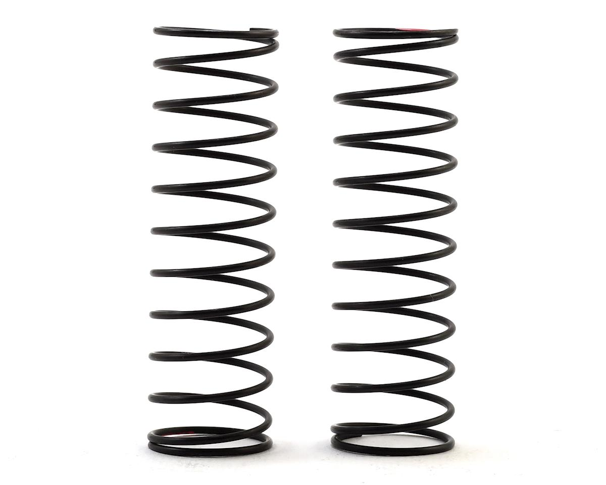 Racing Performer Ultra Rear Buggy Springs (Red/Dirt) (2) (Soft) by Yokomo
