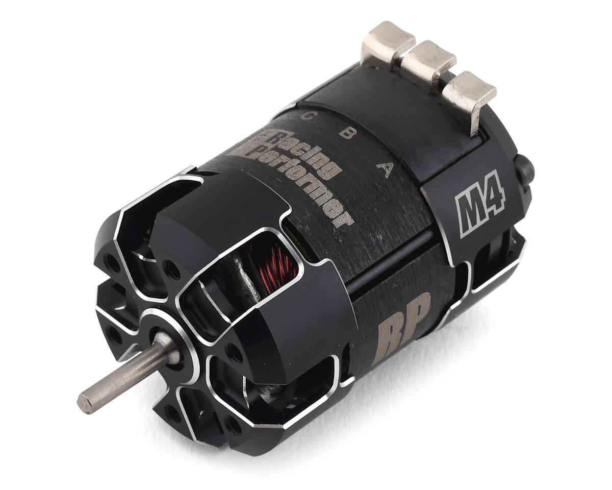 Yokomo Racing Performer M4 Sensored Brushless Ti Spec Motor (17.5T)