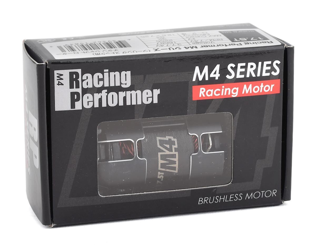 Yokomo Racing Performer M4 Sensored Brushless Ti Spec Motor (17.5T)