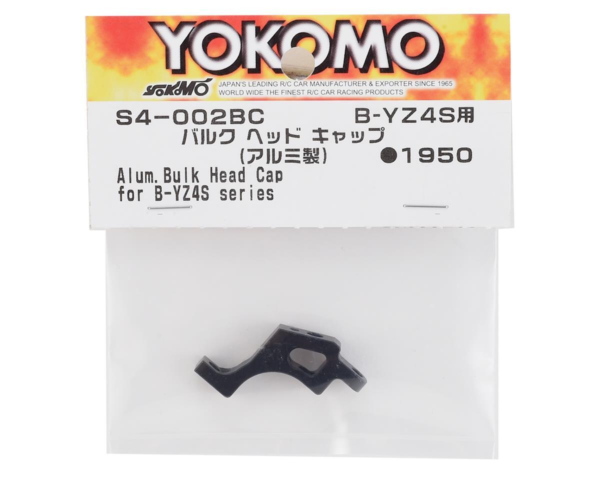 Yokomo Aluminum Bulkhead Cap