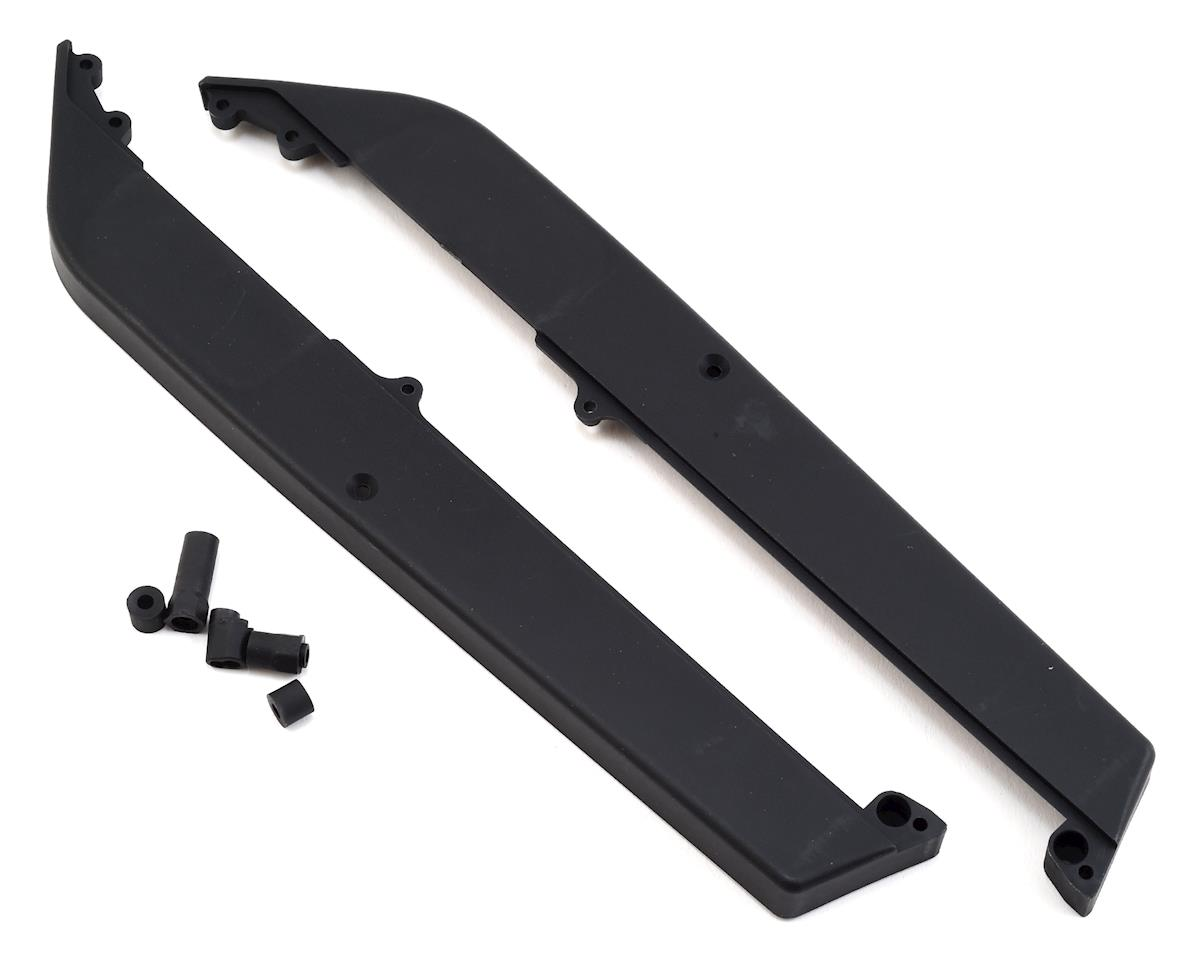 Yokomo Side Plate, Battery Post & Antenna Mount Set