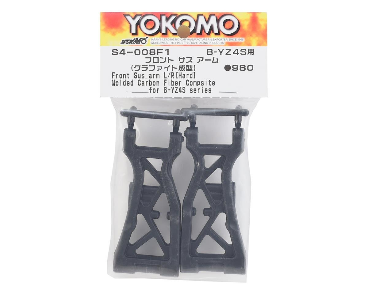 Yokomo Front Suspension Arm (Graphite)