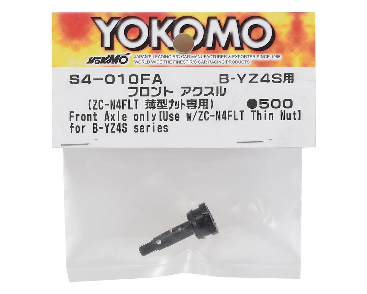 Yokomo Front Axle