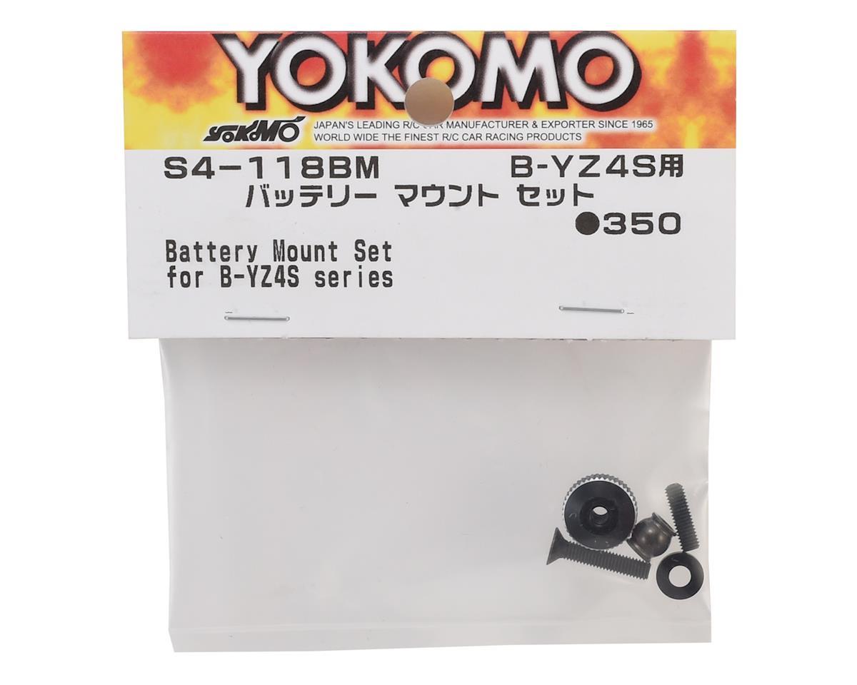 Yokomo Battery Mount Set