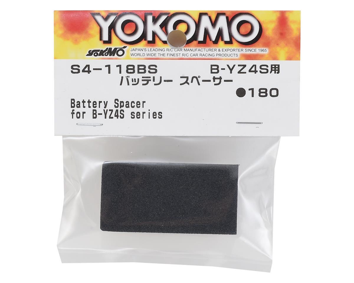 Yokomo Foam Battery Spacer