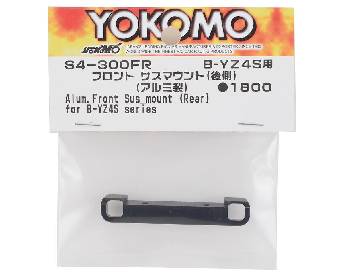 Yokomo Aluminum Front Suspension Mount (Rear)