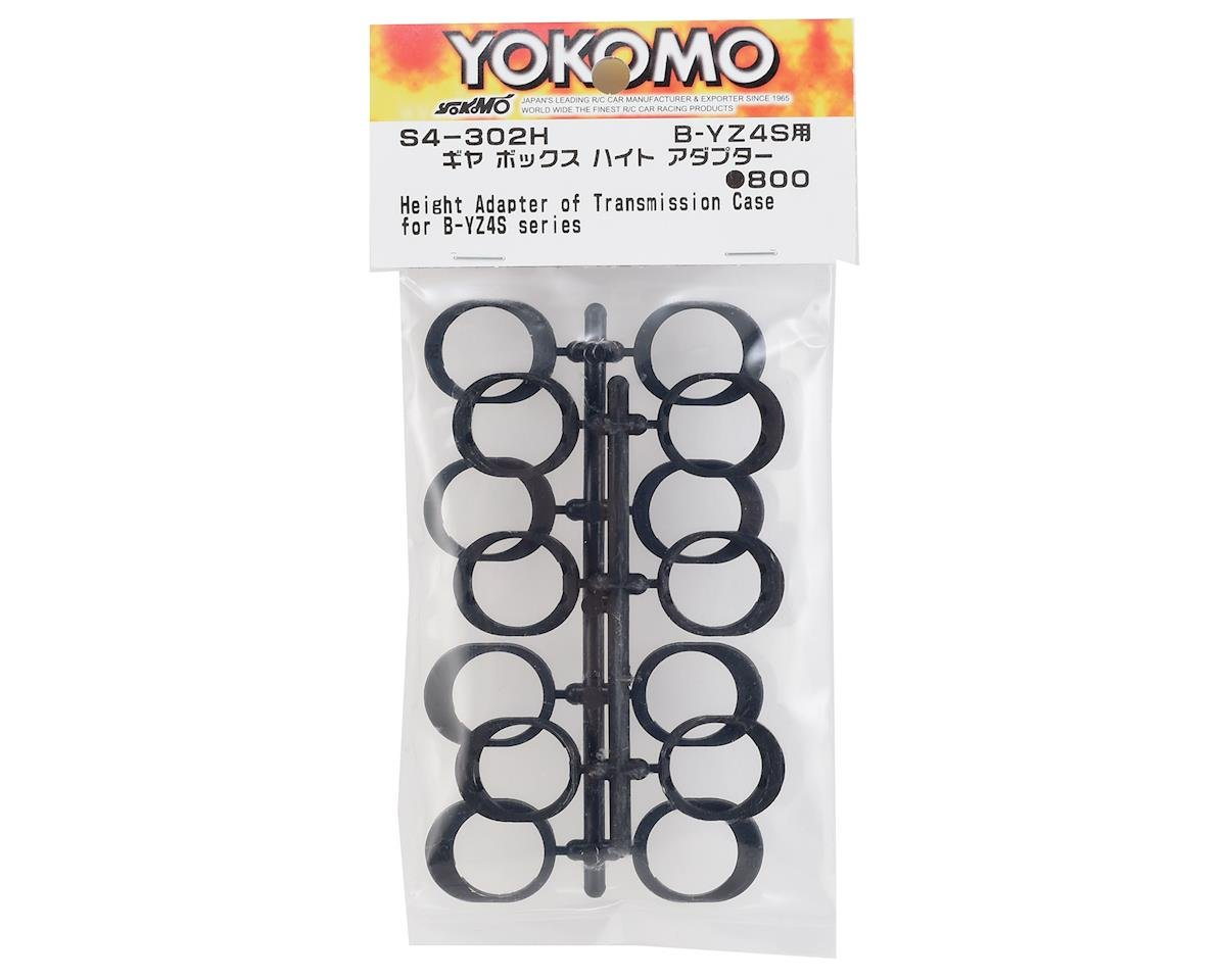 Yokomo Gear Box Height Adapter Set