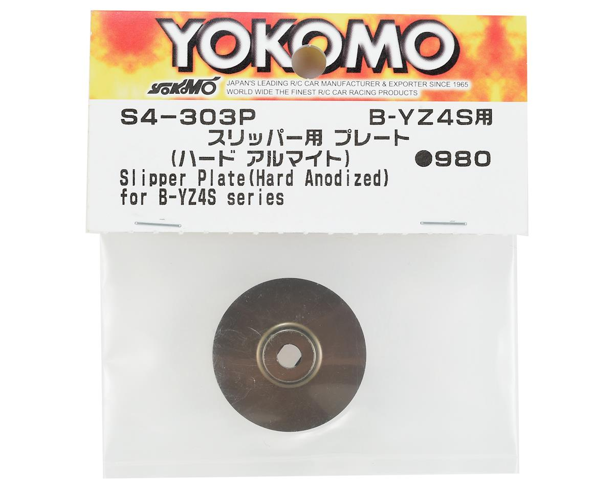 Yokomo Slipper Plate (Hard Anodized)