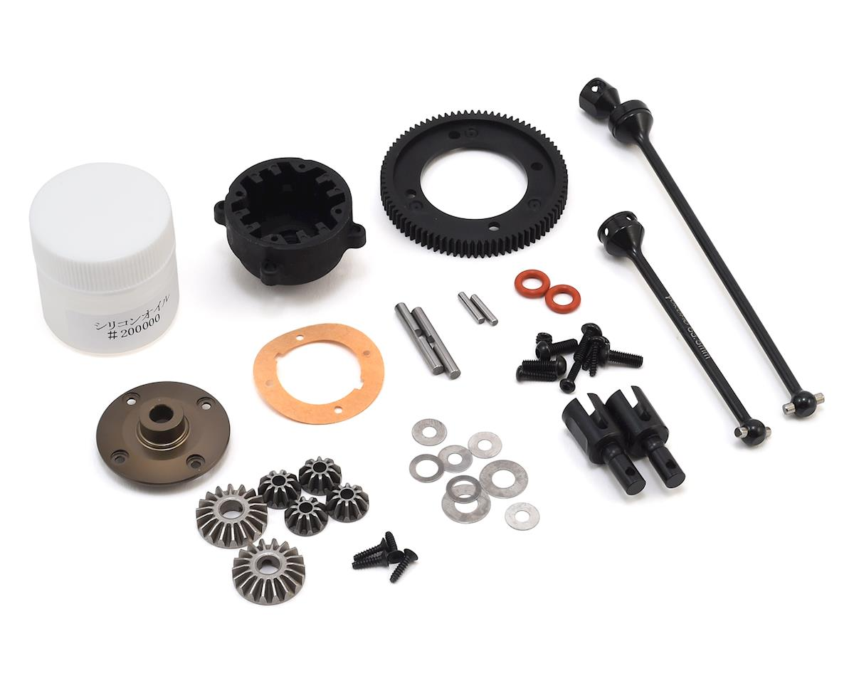 Yokomo Center Gear Differential Set