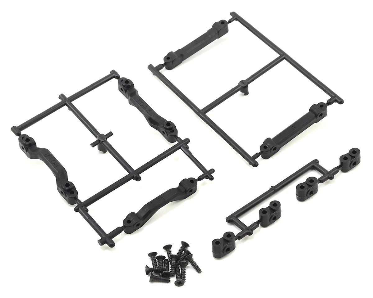 Front & Rear Suspension Mount Set (for Drift Pack) by Yokomo