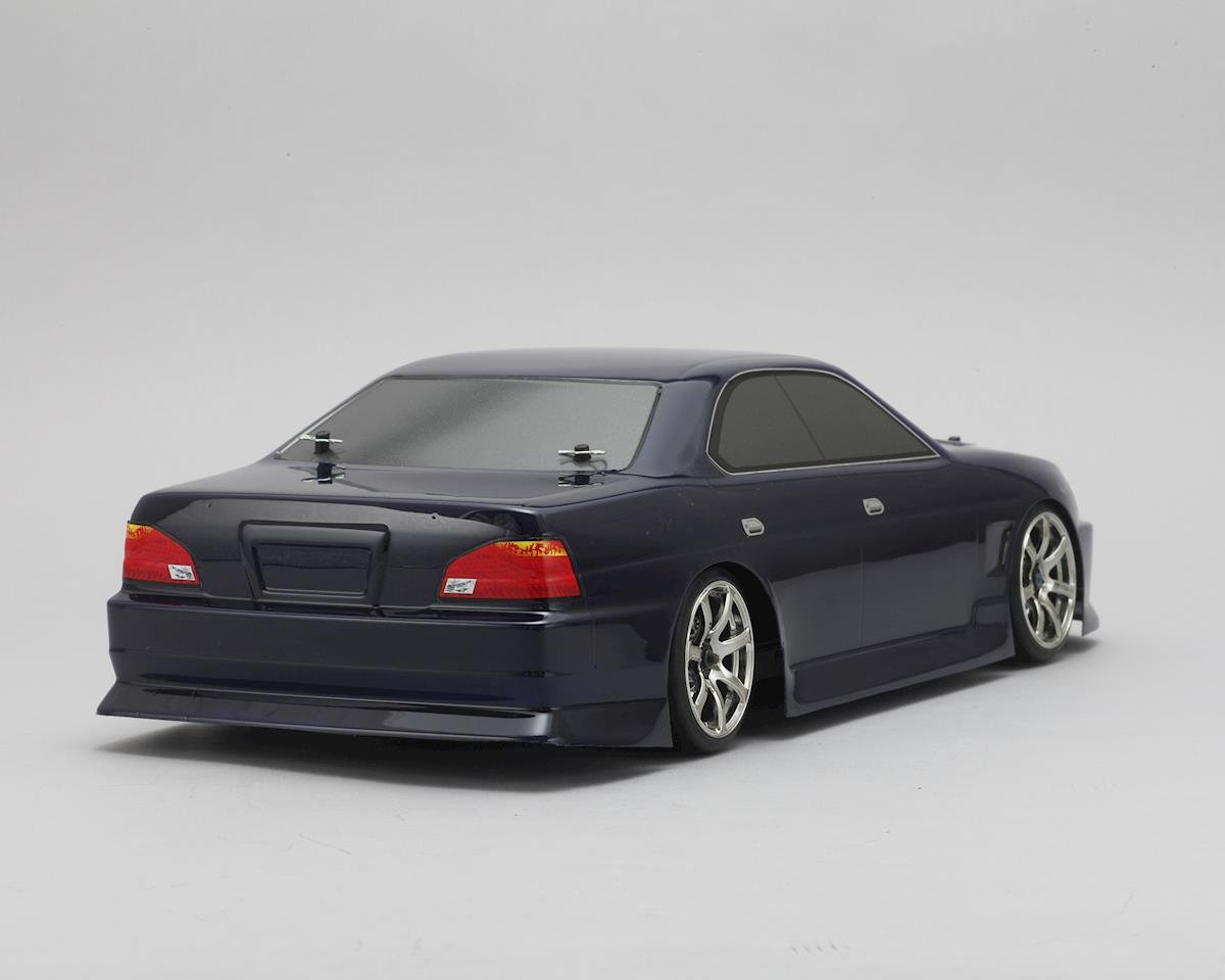 Yokomo WONDER C35 LAUREL Club-S Drift Body Set (Clear)