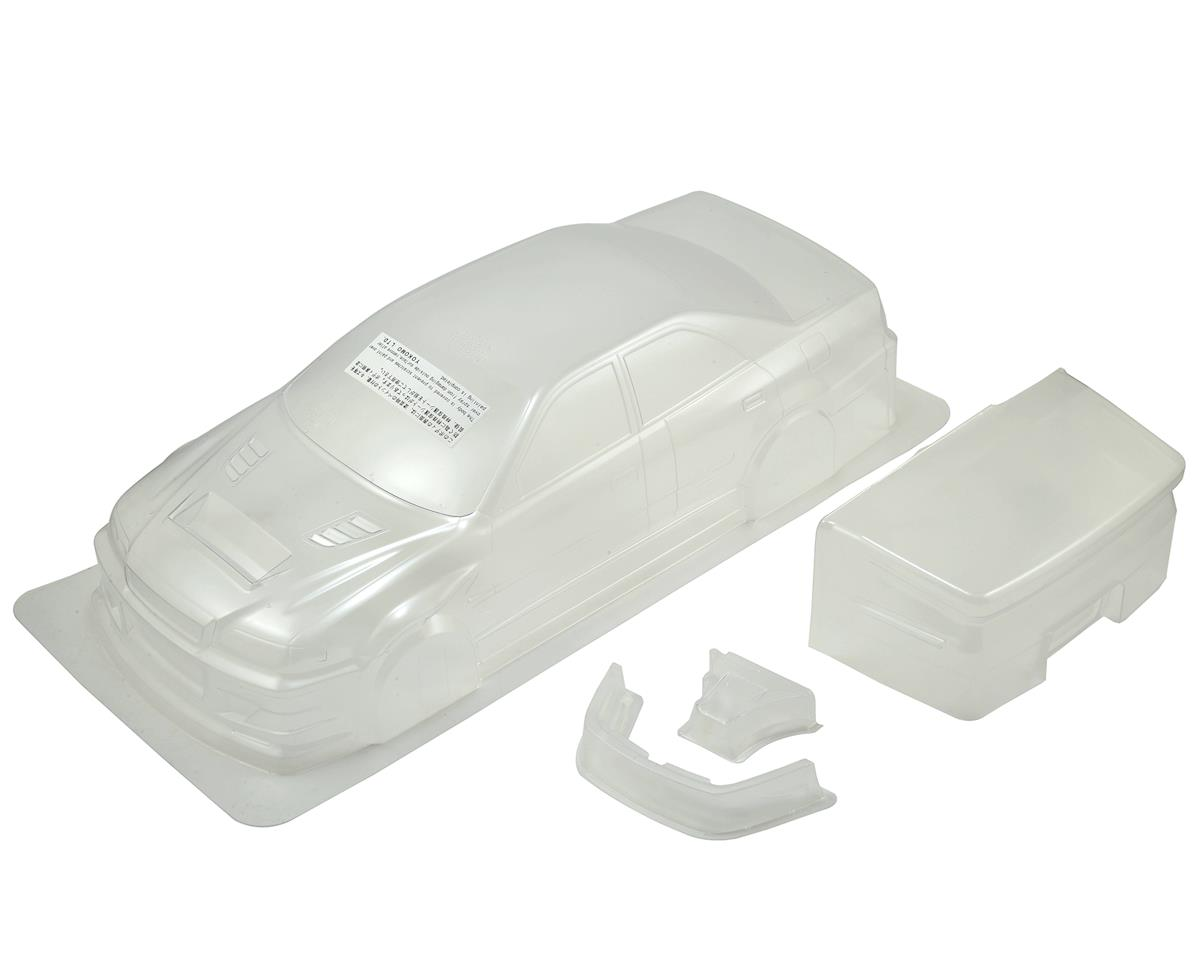 Yokomo GOODYEAR Racing with Kunny'z JZX100 CHASER Drift Body Set (Clear)