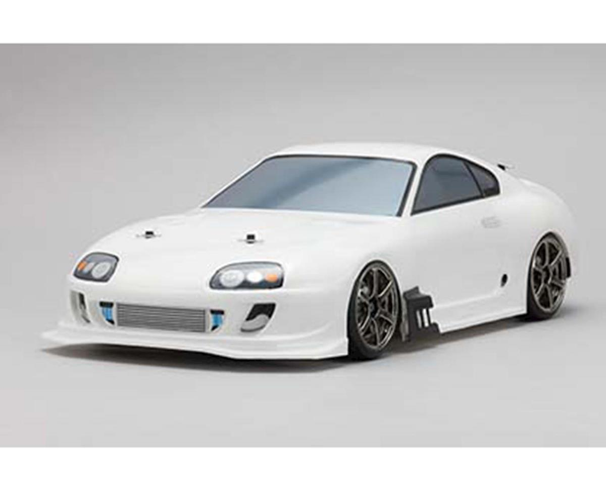 Yokomo RSR JZA80 Supra Drift Body Set (Clear)
