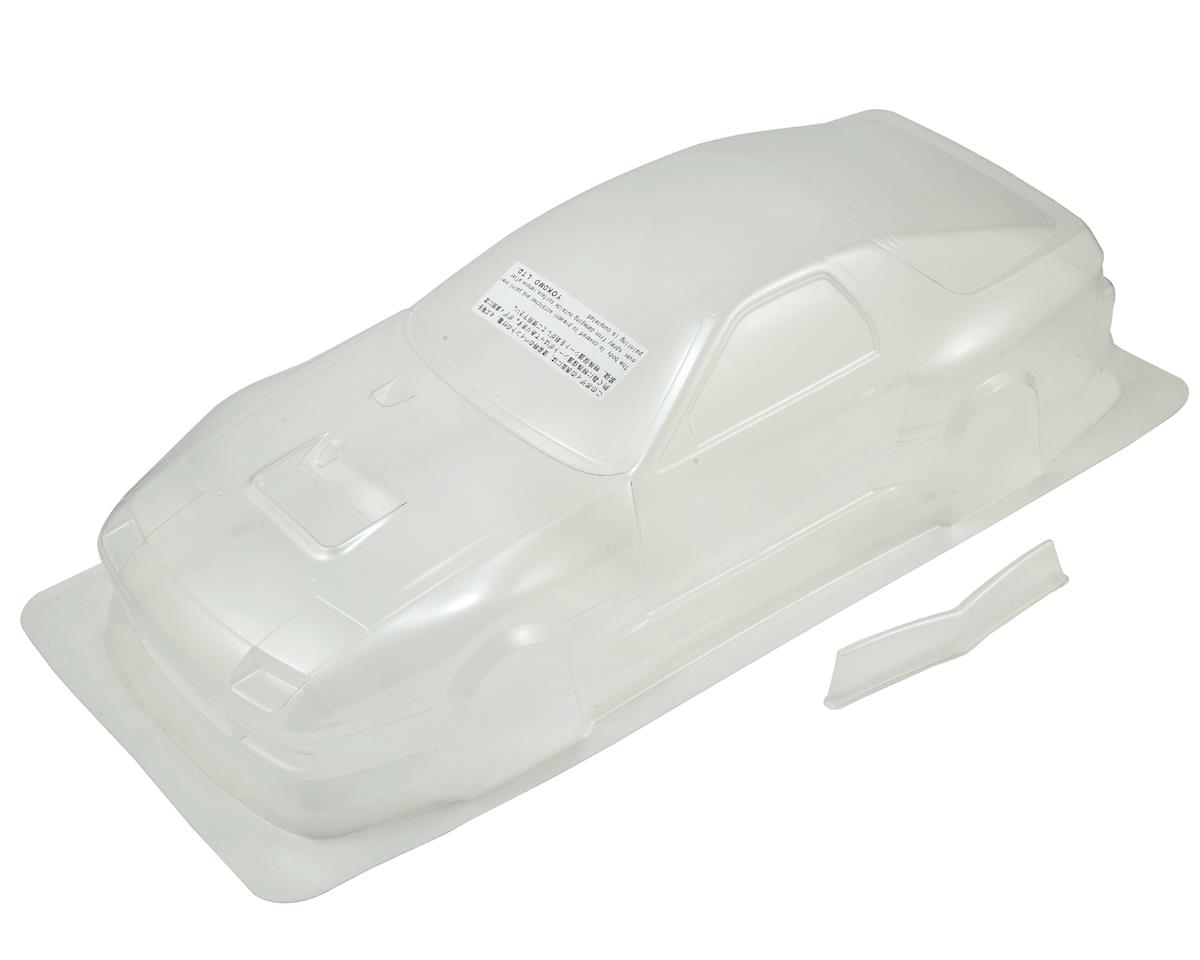 Yokomo Team SAMURAI Project FC3S Drift Body Set (Clear)