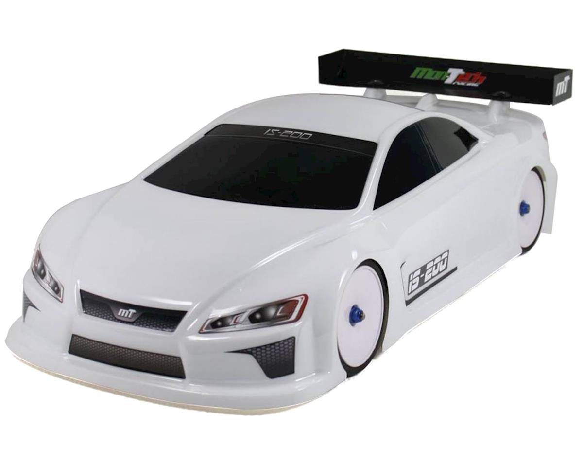 Yokomo 190mm MonTech IS-200 Lexan Touring Car Body (Clear)
