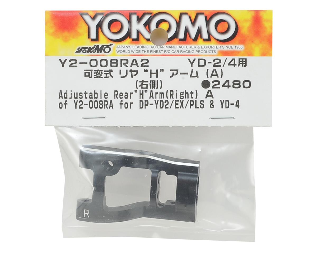 Yokomo Adjustable H Arm A (Right)